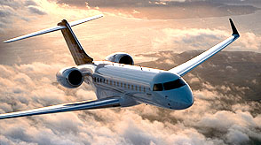 Heavy Jet - Global Express