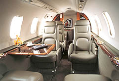 Light Jet - Learjet 40